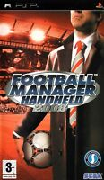 Football Manager Handheld 2008 (PSP) - Free Postage - UK Seller