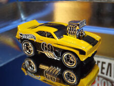 "2017 Hot Wheels CUSTOM REAL RIDERS ""TOONED""  '69 CAMARO Z28 TREASURE HUNT CAR."