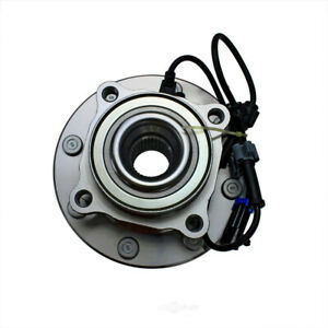 Wheel Bearing and Hub Assembly-4WD Front CRS Automotive Parts NT515088