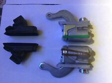MORRIS MINOR, MORRIS 1000  1098cc REAR WHEEL CYLINDERS X2+ 2 BACKPLATE BOOTS