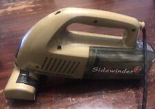 Hoover Sidewinder Hand Vacuum Model Sh10005 Swivel Head