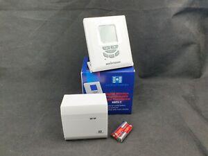 Horstmann HRFS-1 Wireless RF Digital Programmable Room Thermostat & Receiver