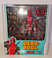 Medicom Toy MAFEX DEADPOOL No.082 GURIHIRU ART Ver. Action Figure Marvel