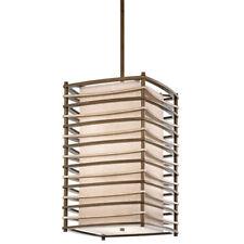 Lampadari da soffitto marrone E27 da 4-6 luci