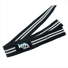 Gym Weightlifting Workout Heavy Duty Men Womens Wrist Support Lifting Straps Pro