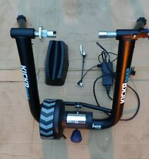 Wahoo KICKR SNAP Smart Bike Trainer - Black great for Zwift , great trainer