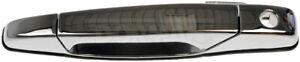 Outside Door Handle fits 2007-2014 GMC Yukon,Yukon XL 1500 Sierra 2500 HD,Sierra