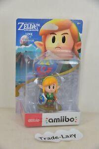 NEW NS Switch Amiibo: Link Awakening Legend of Zelda Series (Japanese)