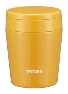Tiger Thermos Soup Jar 300mL Lunch Cup Food Pot saffron yellow MCL-B 030-YS*