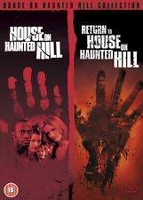 House On Haunted Hill / Return To House On Haunted Hill (DVD) Geoffrey Rush