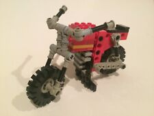 Vintage Lego Expert Builder Motorcycle - Set 1924 with instructions and box