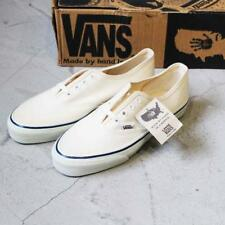 Vans Sneakers Authentic White Made in USA 26cm 90's VANS 8 Men's From Japan F/S