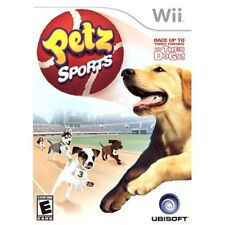 Petz Sports Nintendo Wii For PlayStation 3 PS3 Game Only 8E
