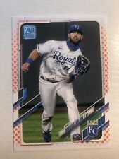 2021 Topps Orange Star Parallel /99 Bubba Starling Royals 375