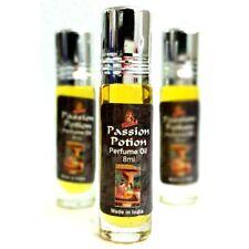 Kamini Roll On Perfume Oil Passion Potion Premium Natural Perfume Fragrance Oils