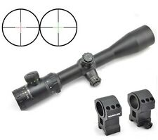 Visionking 3-9x42 Mil-dot 30 Hunting Tac Rifle scope .308 223 W/ Picatinny Mount