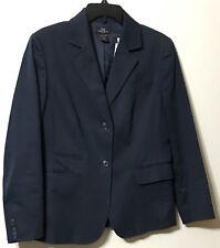 """""""346"""" Brooks Brothers Stretch Blazer Boys Size 10 VGC 2 Buttons Cotton Spandex"""