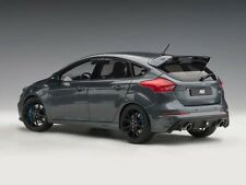 Ford Focus RS stealths grey 2016 composite 1:18 Autoart 72954