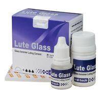 Permanent Dental Cement Veneer Luting Adhesive Glass Ionomer Original