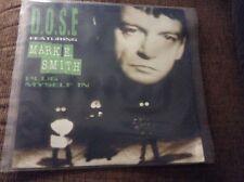 "D.O.S.E - ft mark e smith - plug myself in - vinyl 12"" great condition"