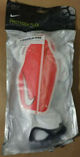 New Sealed Nike Protegga Flex Shin Guards sz L Medium Adult Pink White