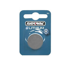 1 x RAYOVAC 2430 BATTERY LITHIUM 3V BUTTON COIN BATTERIES ECR2430 CR2430 L20