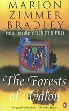 The Forests of Avalon by Bradley, Marion Zimmer Paperback Book The Cheap Fast