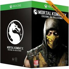 Mortal Kombat X (Kollector's Limited Edition) - XBOX One [ITA]