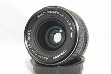 SMC Pentax 30mm F2.8 MF Wide Angle Prime Lens SN5289656 for K Mount from Japan