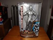 """MARVEL LEGENDS ICONS, SILVER SURFER 12"""" FIGURE, NEW IN PACKAGE, 2006"""