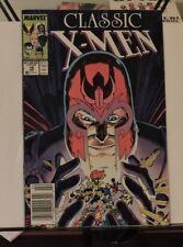 Classic X-Men #18 (Feb 1988, Marvel)