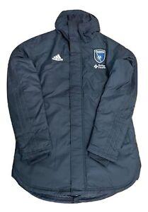 Adidas MLS San Jose Quakes Parka Black/Blue BQ6594
