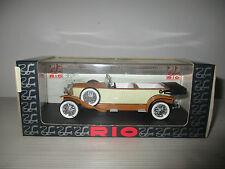 FIAT 519 S TORPEDO 1923 N°58  RIO SCALA 1:43