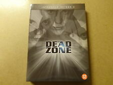 3-DISC DVD BOX / THE DEAD ZONE: SEASON 3 (Stephen King)
