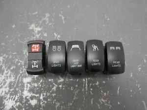 #2956 - 2020 19 20 21 Polaris RZR XP Turbo S Dash Switches