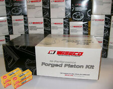 77mm Pistons Head Base Gaskets Spark Plugs for Suzuki GS1150 1984-1986