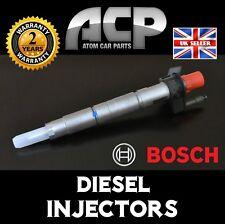 BOSCH Fuel Diesel Injector for BMW 330, 530, 730, X3, X5 - 3.0. 160/170/173 kW.