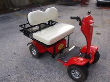 Cricket ESV Mini Mobility Cart read description in full before you buy it