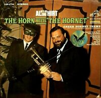 "Meets The Hornet AL HIRT 12"" LP Orig 1966 RCA LSP3716 TV Themes / Jazz EX/NM"