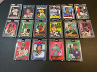 Topps Project 2020 Jacob Rochester Lot 16 Cards Trout to Jeter Boxes Ships Now