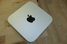 2012 Mac Mini 2.6GHZ QUAD i7 256GB SSD 16GB RAM USB 3.0 OSX Mavericks