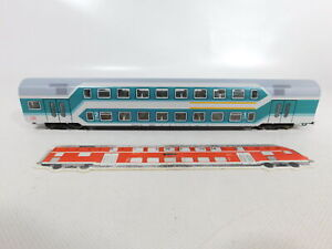 CD39-0, 5 #Saxony Models H0/AC Double Decker Car 36-35002 / Dabz 755 DB Nem, VG