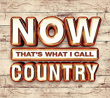 Now Thats What I Call Country 3 CD Set 2017