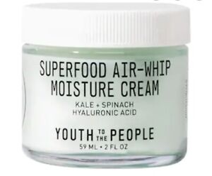 🎉Youth to the People Superfood Air-Whip Moisture Cream BIG 2oz  - New In Box
