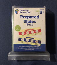 Prepared Slides - Set 1 by Learning Resources