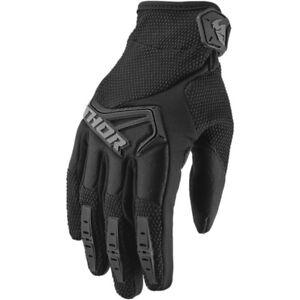 Thor Spectrum Motocross Gloves Black