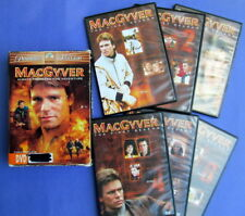 MacGyver Dvd Complete First Season 6-Disc Set Richard Dean Anderson
