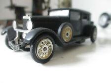 Panhard 35CV 1927 antikes Plastik Modell Auto Oldtimer  Modellauto Original