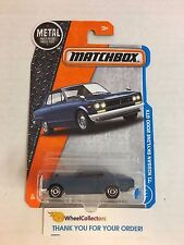 '71 Nissan Skyline 2000 GTX #11 * Dark GREY * Matchbox 2017 * NE7