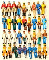 CHOOSE: Vintage 1975-1982 Adventure People * Action Figures * Fisher-Price